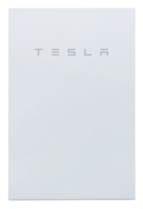 Tesla Powerwall Front Shot Battery Only